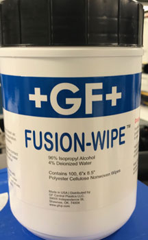 Electrofusion Wipes
